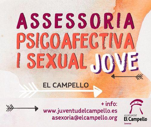 Asesoría Psicoafectiva y sexual para jóvenes