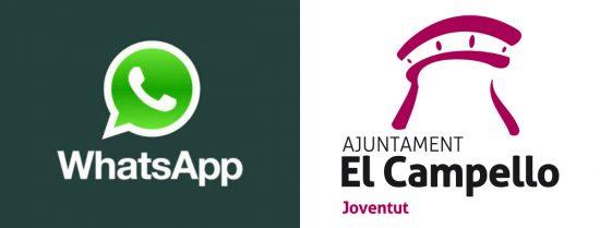 El Campello Jove informa por el whatsapp