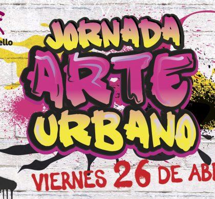 Jornada de Arte Urbano: grafiti y rap positivo.