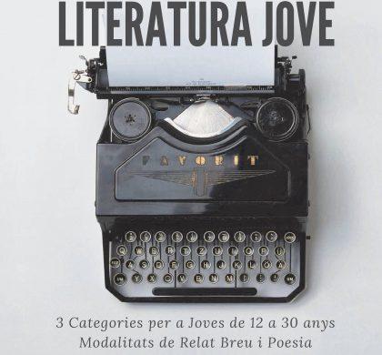XVII Concurso de Literatura Joven