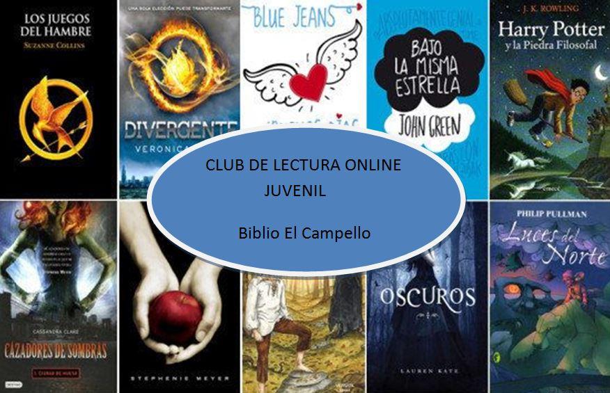 Club de lectura Juvenil #yomequedoencasa