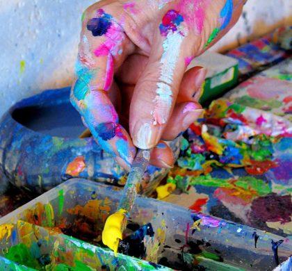 Taller de arte y creatividad #yomequedoencasa