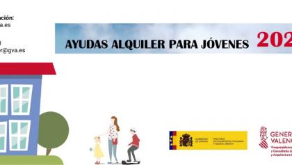 Ayudas al Alquiler para jóvenes de la Generalitat